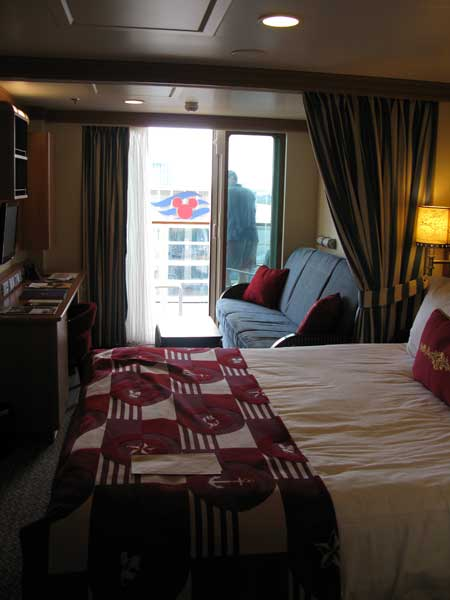 Disney Dream Cabin