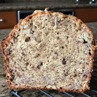 Cottage Cheese Banana Bread