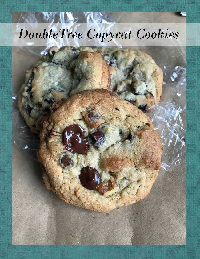 DoubleTree Hotel Chocolate Chip