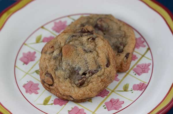 Alton Brown Chewy Chocolate Chip Cookies