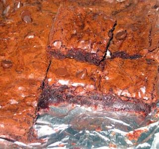 Effortless Fudge Brownies