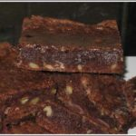 Brownies with Oil
