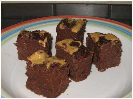 Hungry Girl's Fudge