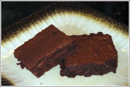 Basic recipe for Giant Brownies