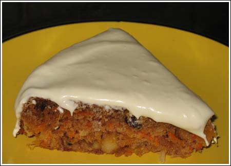 Cooking Light Carrot Cake