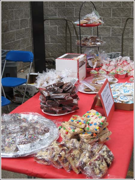 Bake Sale Photo
