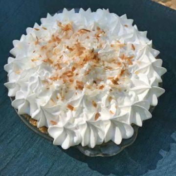 Favorite Coconut Cream Pie