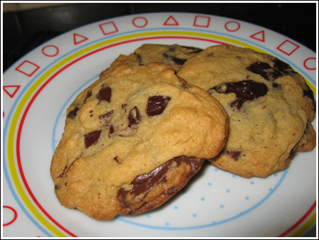 Jacques Torres Secret Chocolate Chip Cookie Recipe