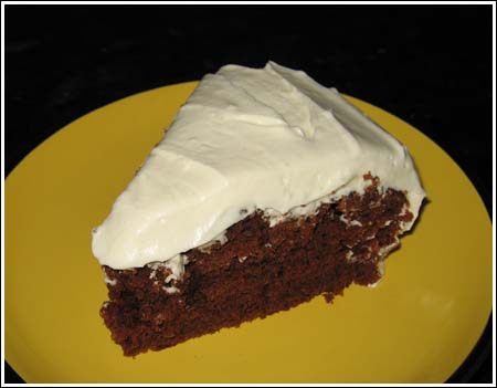Frosting Made With Cake Mix