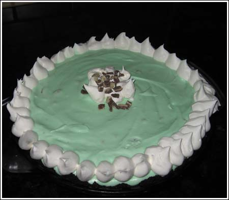 frozen grasshopper pie
