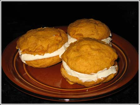 Recipe for whoopie pie cookies
