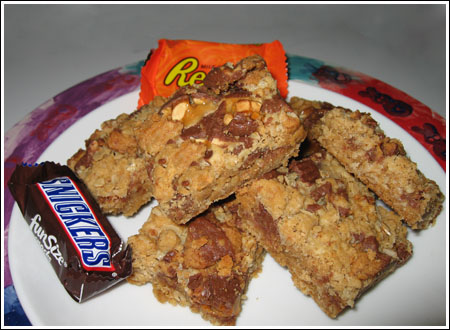candy bar bars