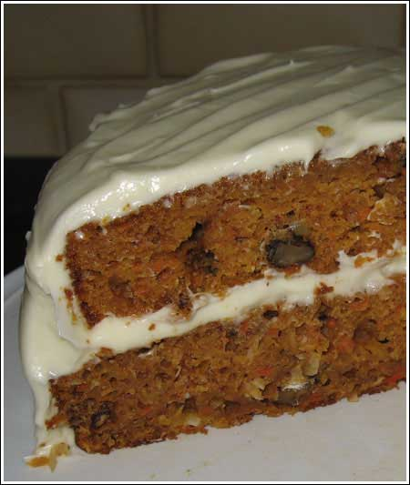 Great American Home Baking Recipes Carrot Cake