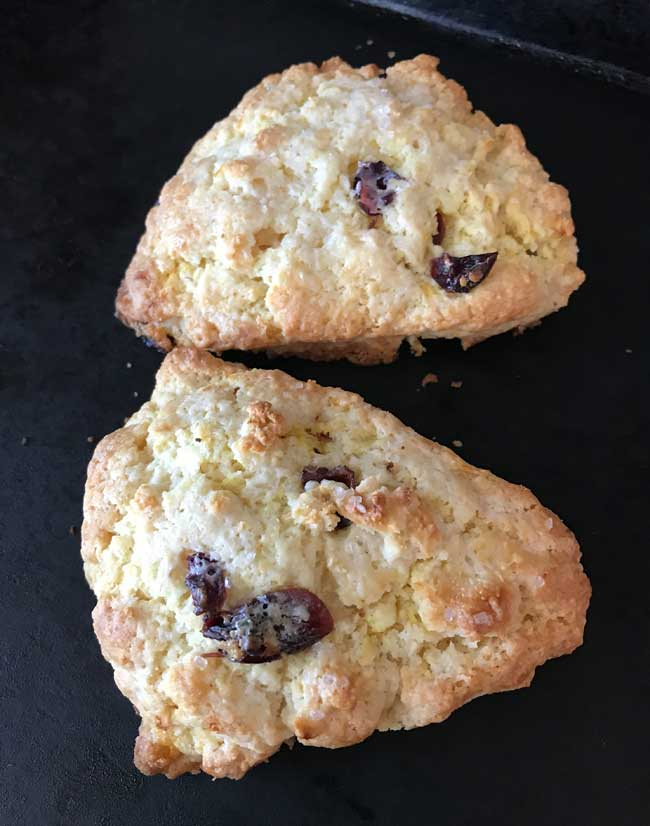 Great Harvest Scones Clone