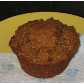 Sour Cream Bran Muffins From Epicurious