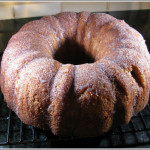 Brown Sugar Bourbon Pound Cake