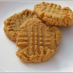 Small Batch Vegan Peanut Butter Cookies