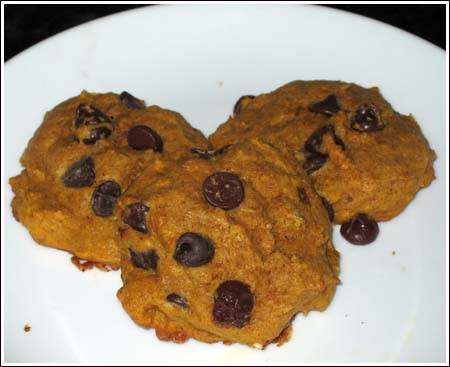 kroger pumpkin chocolate chip cookies