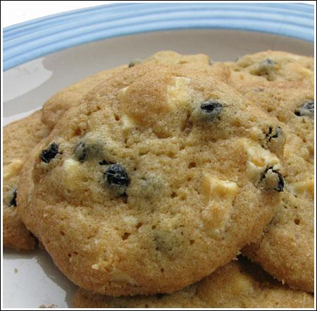 Blueberry Drop Cookies Recipes — Dishmaps