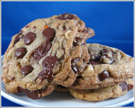 Super Small Batch EXTRA LARGE Chunk Cookies - Cookie Madness