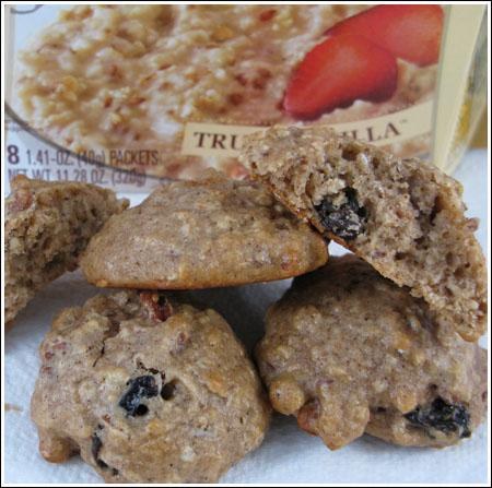 Breakfast Kashi Hot Cereal Cookies