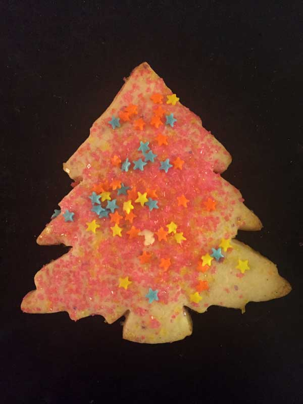 lazy mom's cut-out cookies