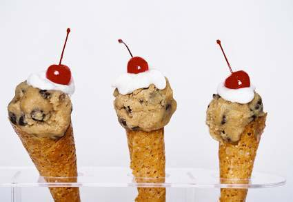 Icecream Cone Cookies