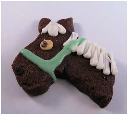 horse cookie