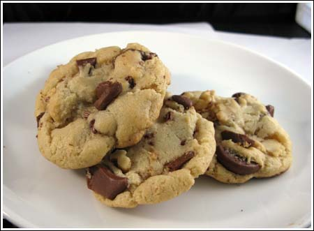Rob's Radical Chocolate Chip Cookies