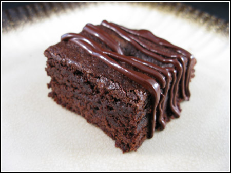 Ghirardelli Chocolate Caramel Brownies