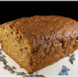 carrot pecan bread
