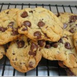 Crunchy Chocolate Chip Cookies Recipe — All Butter