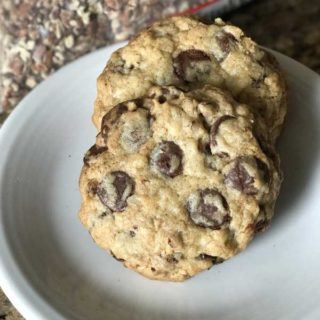 Small Batch Chocolate Chip Pecan Coconut Cookies
