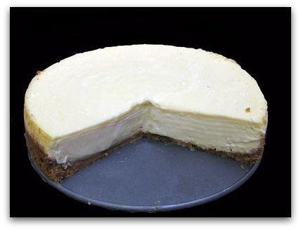 Ultra Creamy Deluxe Cheesecake