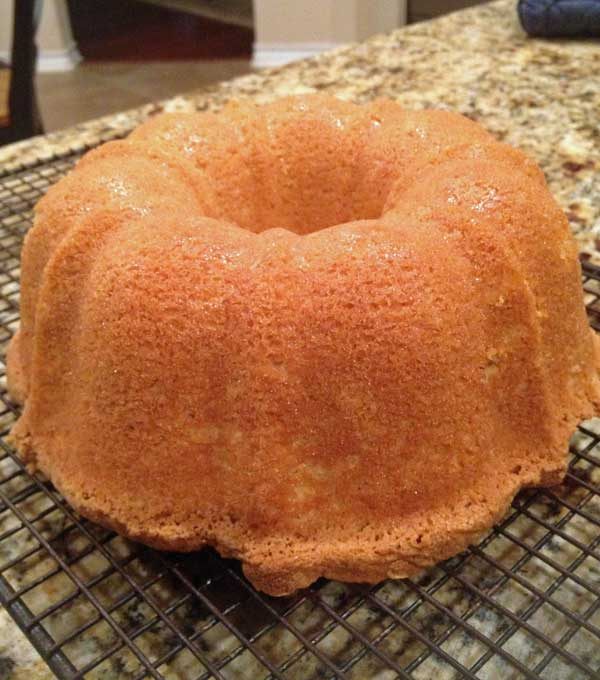 Best Pound Cake Ever