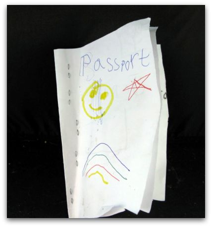 kid passport