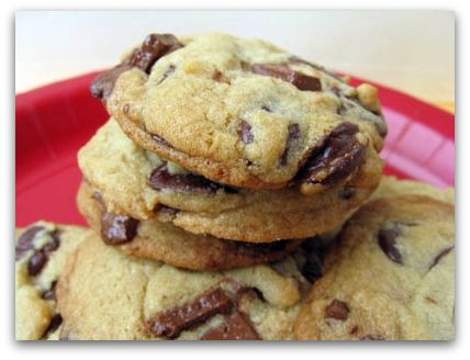 brown sugar milk chocolate cookies