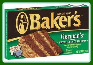 German Chocolate Cake Comparisons Cookie Madness