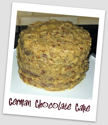 German Chocolate Cake Isn't Really German