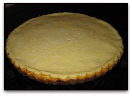 Key Lime Tart (Reduced Fat)