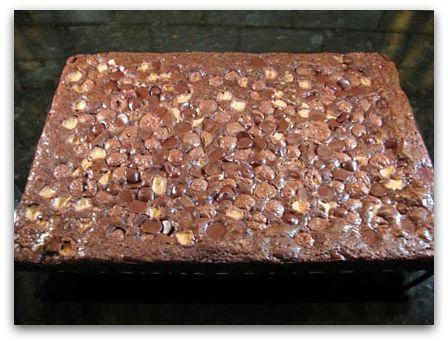 Whoppers Brownies & Milk Chocolate Malt Brownies - Cookie Madness