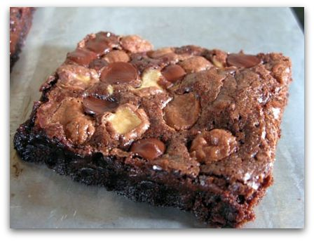 whoppers brownie