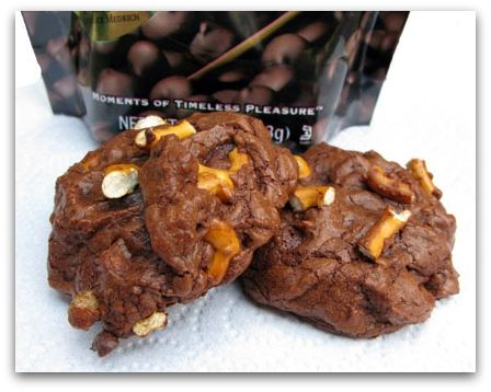 chocolate shock cookies