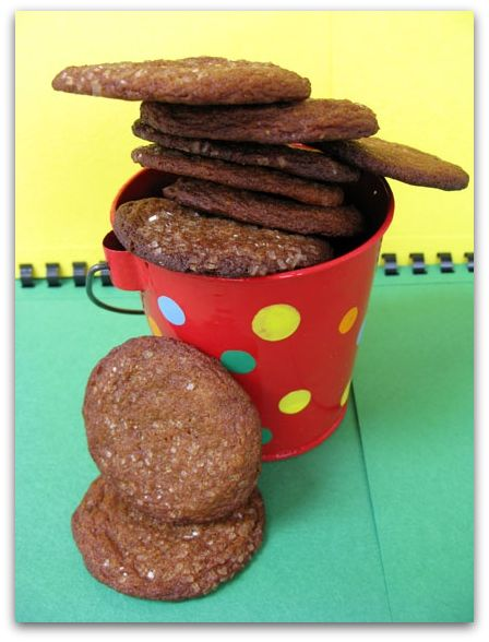 English Gingersnaps