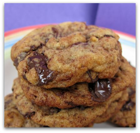 Mexican Chocolate Chunk Cookie
