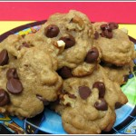 Judy's Wholesome Chocolate Chip Cookies