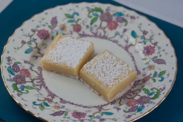 Quite Possibly The Best Lemon Squares Ever Cookie Madness