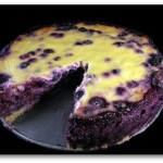 Nova Scotia Blueberry Cake