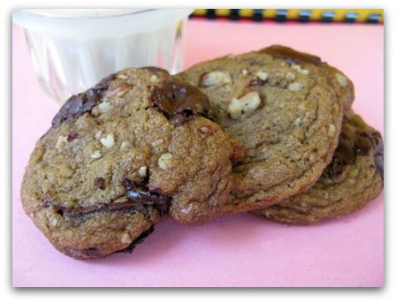 James Villas Pecan Chocolate Chip Cookies