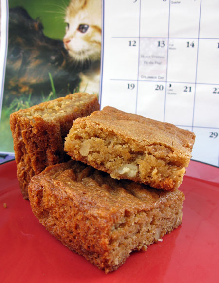 helms bakery blondies copycat